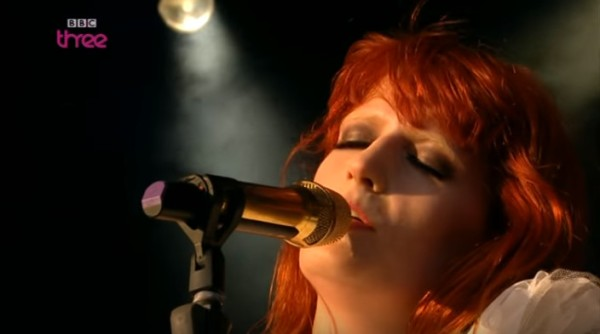 Florence + the Machine Glastonbury 2010