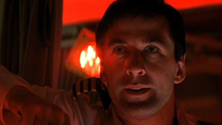 Alec Baldwin as Jack Ryan in The Hunt For Red October