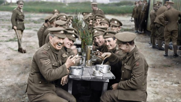 World War I Documentary They Shall Not Grow Old