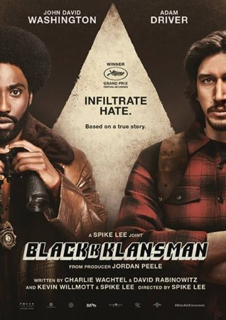 BlacKkKlansman: Spike Lee's Retro Modern Double Feature