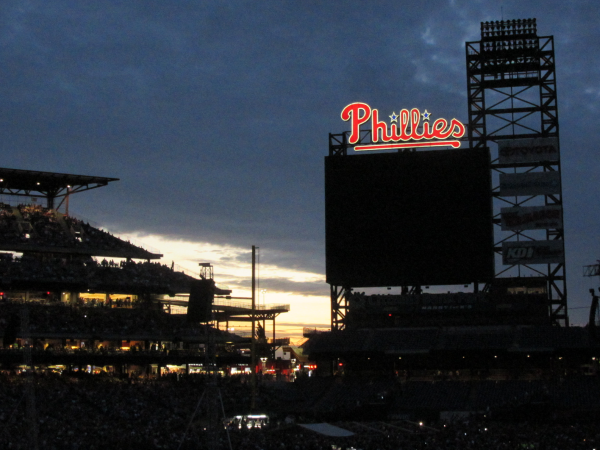 The Who And Billy Joel At Citizens Bank Park