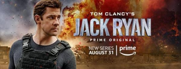 Amazon's New Jack Ryan