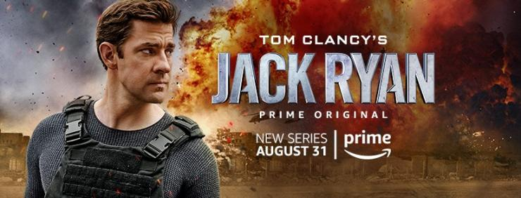 Amazon's New Jack Ryan