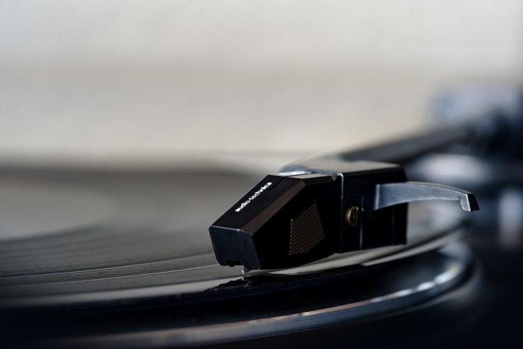 Three-Inch Record Player