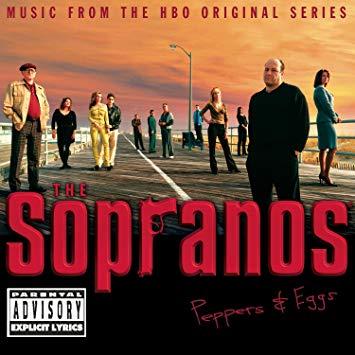Sopranos Peppers & Eggs sountrack
