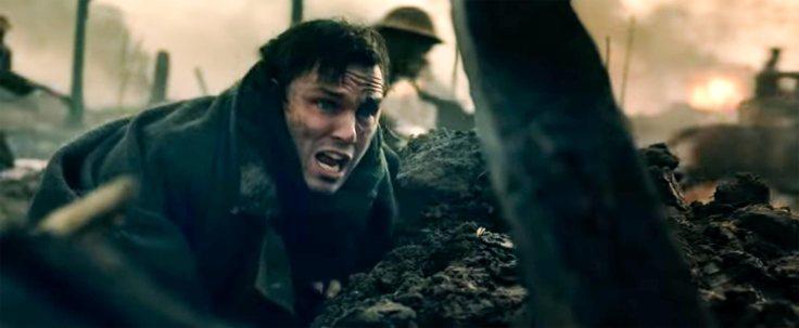 Nichols Hoult in Tolkien