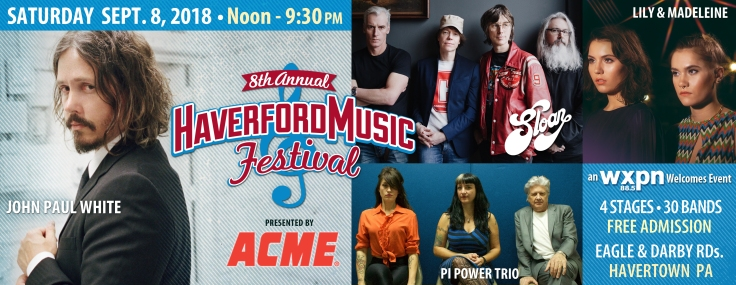 Haverford Music Festival Free Concerts In Philadelphia In 2018