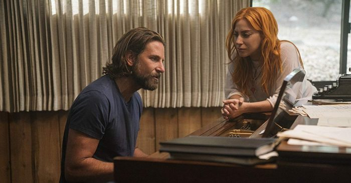 Bradley Cooper, Lady Gaga in A Star Is Born