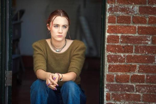 Saoirtse Ronan In Lady Bird