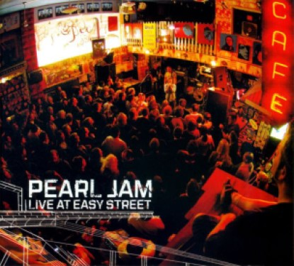 Pearl Jam Live At Easy Street Record Store Day 2019
