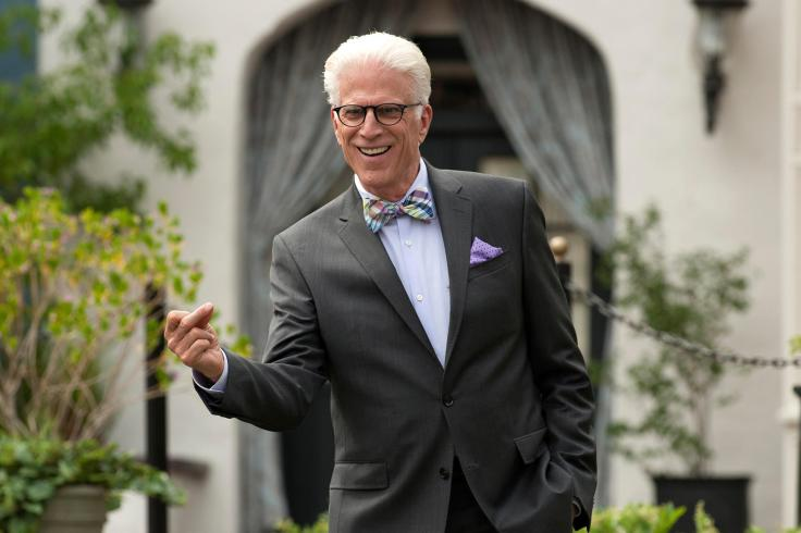 Ted Danson as Michael In The Good Place