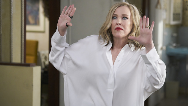 Catherine O'Hara as Moira Rose In the Netflix Comedy Show Schitt's Creek