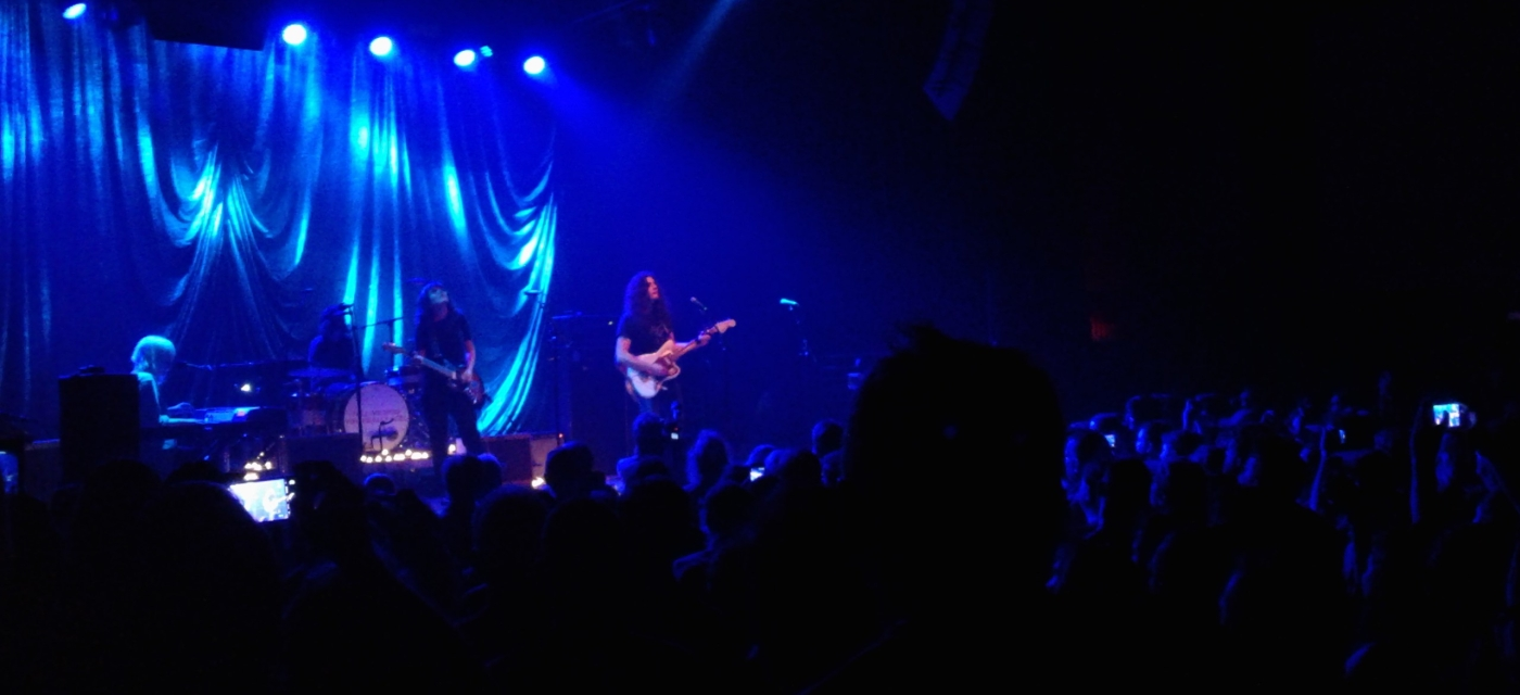 Courtney Barnett and Kurt Vile at Union Transfer, 5/16/18