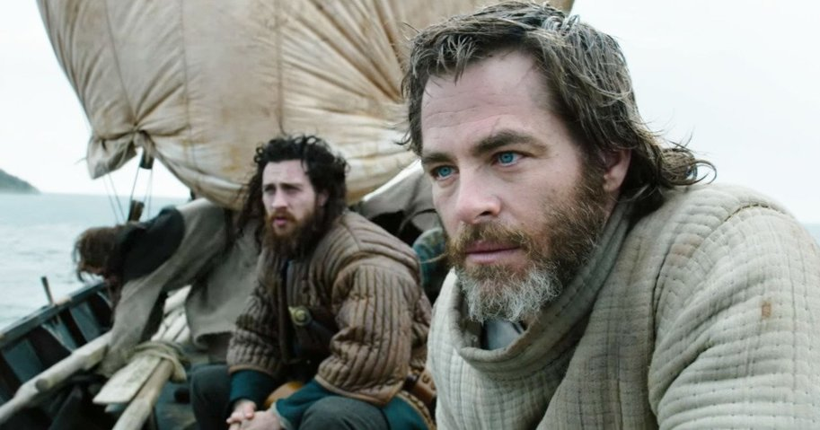 Chris Pine In The Outlaw King