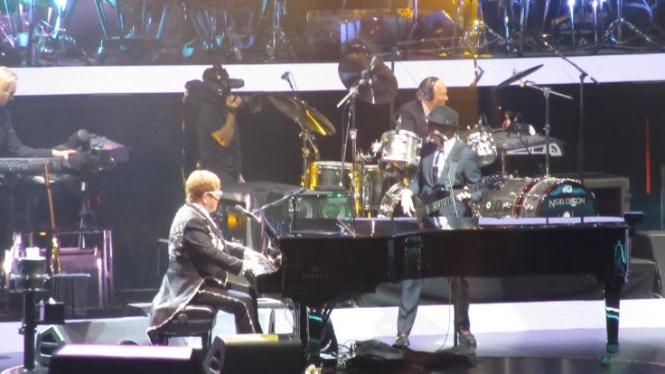 Elton John at the Wells Fargo Center in Philadelphia, PA 9/12/18