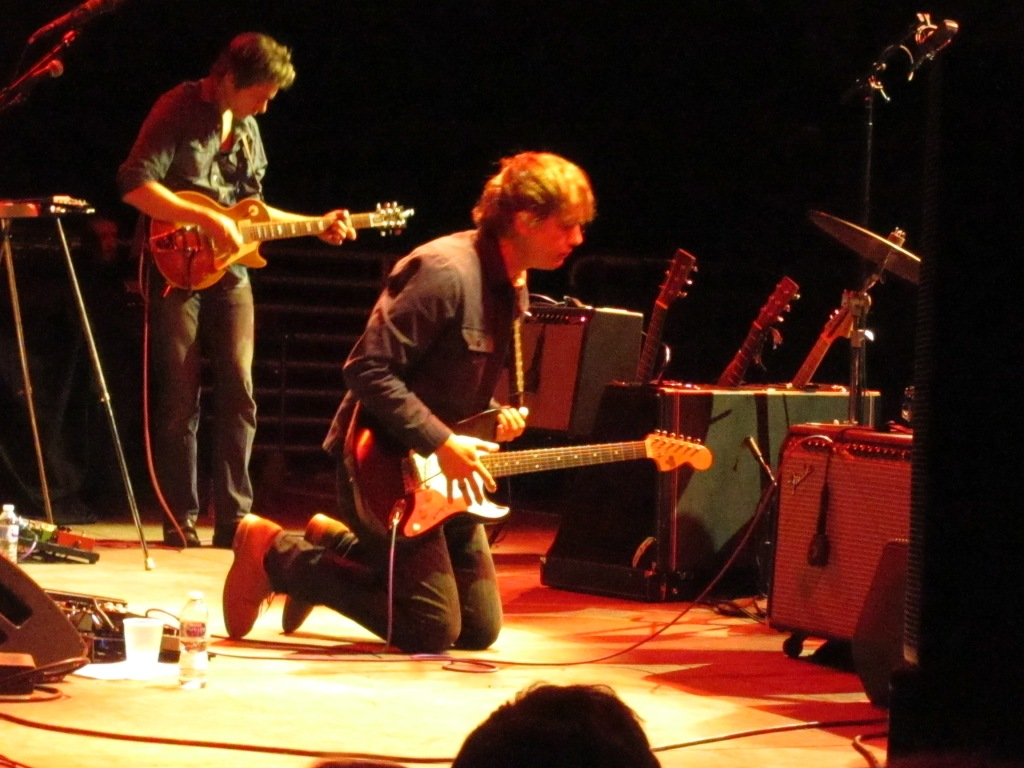 Steve Gunn and James Elkington at Union Transfer 2/2/19