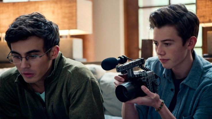 Mockumentarians are the stars of the Netflix comedy show American Vandal