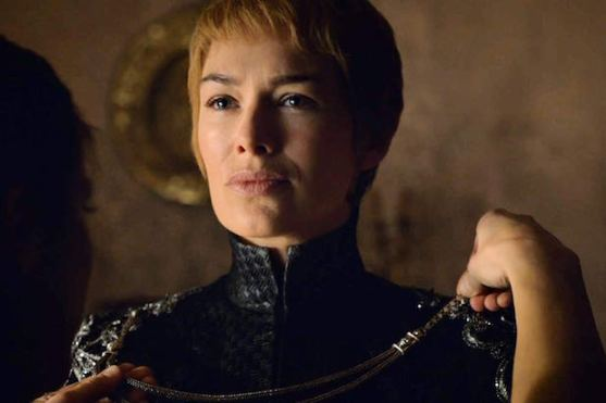 Cersei Lannister In Game of Thrones Season seven