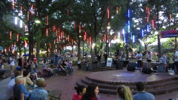Harmony Woods At Spruce Street Harbor Park