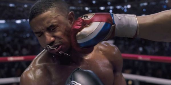Creed II punch