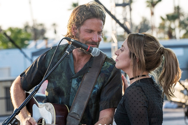 Bradley Cooper, Lady Gaga A Star Is Born
