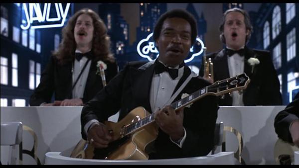 """Matt """"Guitar"""" Murphy Blues Brothers"""