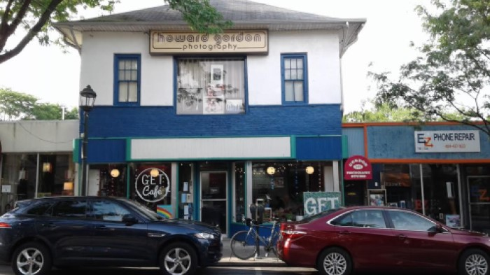 Narberth's GET Cafe