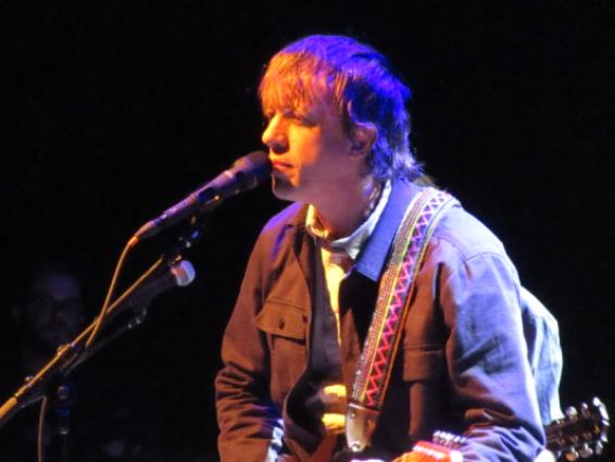 Philadelphia band and songwriter Steve Gunn at Union Transfer in 2019