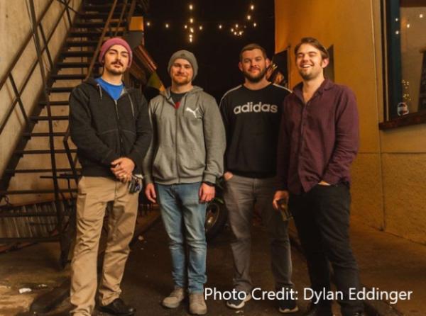 Philadelphia Indie Band The Tisburys