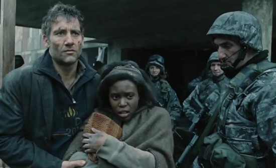 Children of Men cinematography